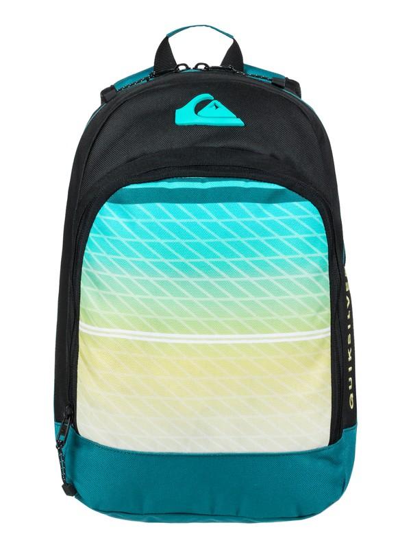 0 Boy's 2-7 Chompine 12 L Small Backpack Blue EQKBP03006 Quiksilver