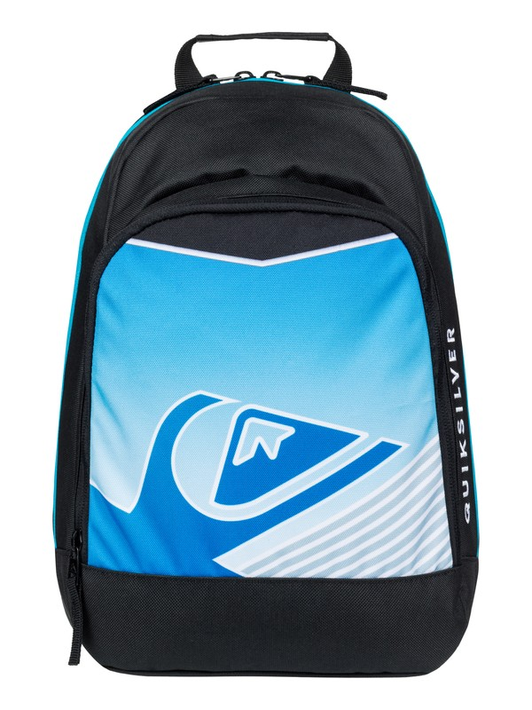 0 Boy's 2-7 Chompine 12 L Small Backpack Blue EQKBP03006 Quiksilver