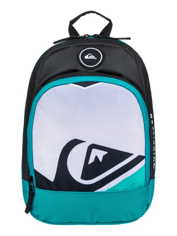 0 Chompine 12L Small Backpack Blue EQKBP03009 Quiksilver