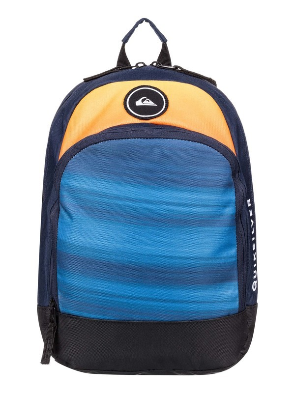 0 Boy's 2-7 Chompine 12L Small Backpack Yellow EQKBP03009 Quiksilver