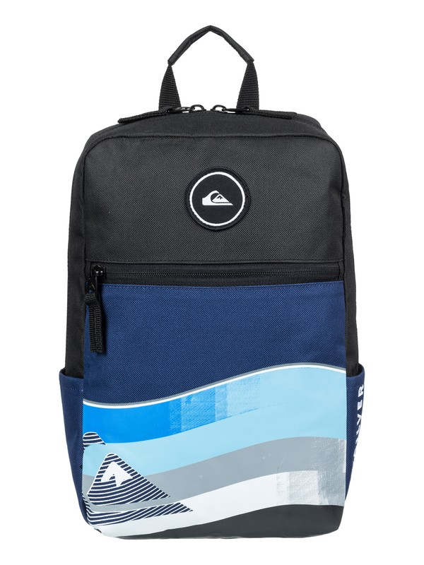 0 Boy's 2-7 Totim 12L Small Backpack Blue EQKBP03011 Quiksilver