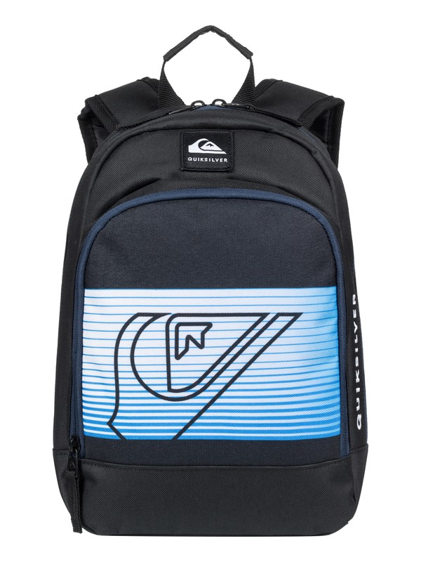 0 Boy's 2-7 Chompine 12L Small Backpack Blue EQKBP03014 Quiksilver