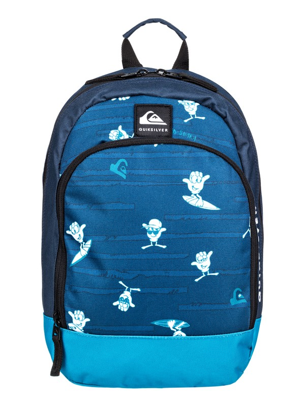 0 Chompine 12L - Small Backpack Blue EQKBP03014 Quiksilver