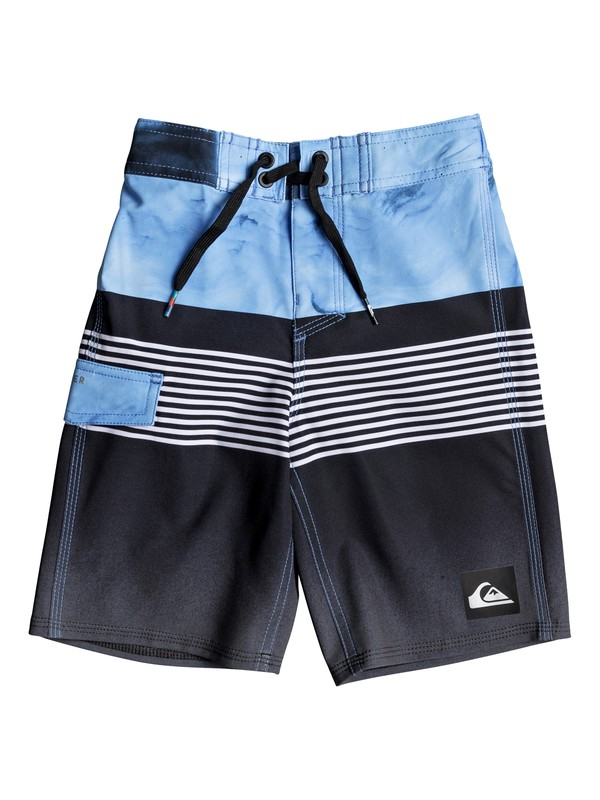 "Highline Lava Division 14"" - Board Shorts for Boys 2-7 EQKBS03149"