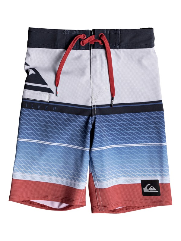 0 HIGHLINE SLAB BOY 14 Blanco EQKBS03152 Quiksilver