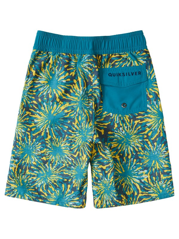 """Everyday Fireworks 14"""" - Board Shorts for Boys 2-7  EQKBS03247"""