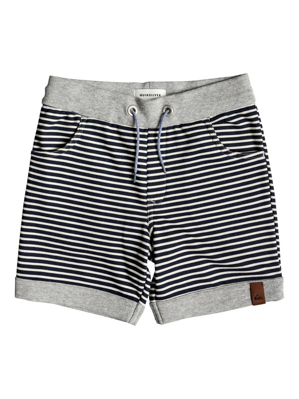 0 Shorts Deportivos Big 2 Do Gris EQKFB03075 Quiksilver