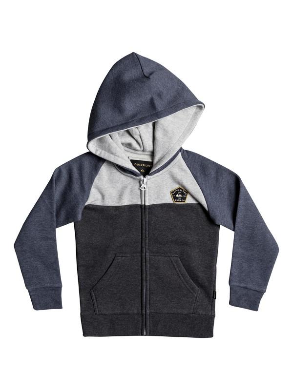 0 Boy's 2-7 Sun Melt Zip-Up Hoodie  EQKFT03241 Quiksilver