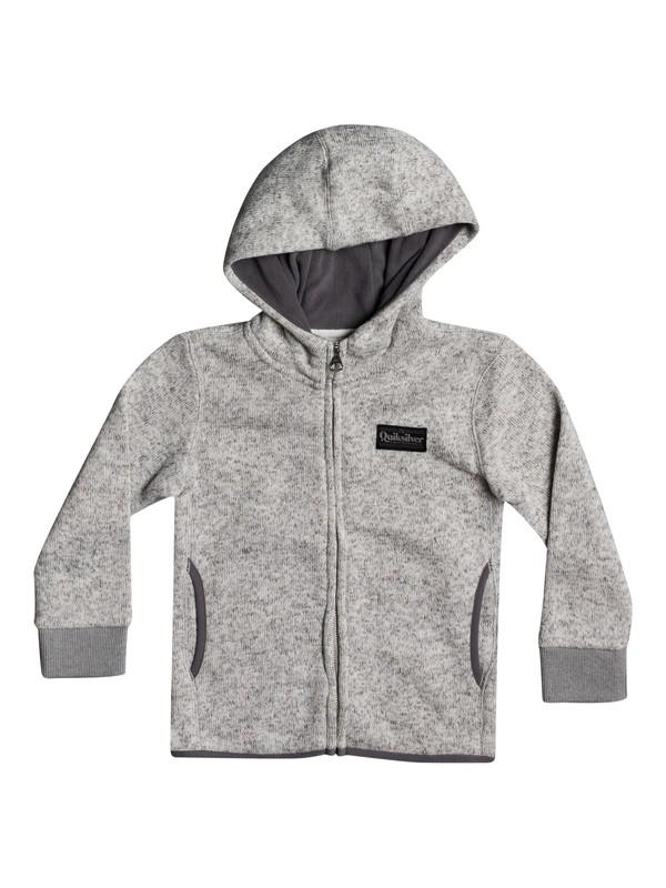 Keller - Zip-Up Polar Fleece Hoodie for Boys 2-7  EQKFT03324