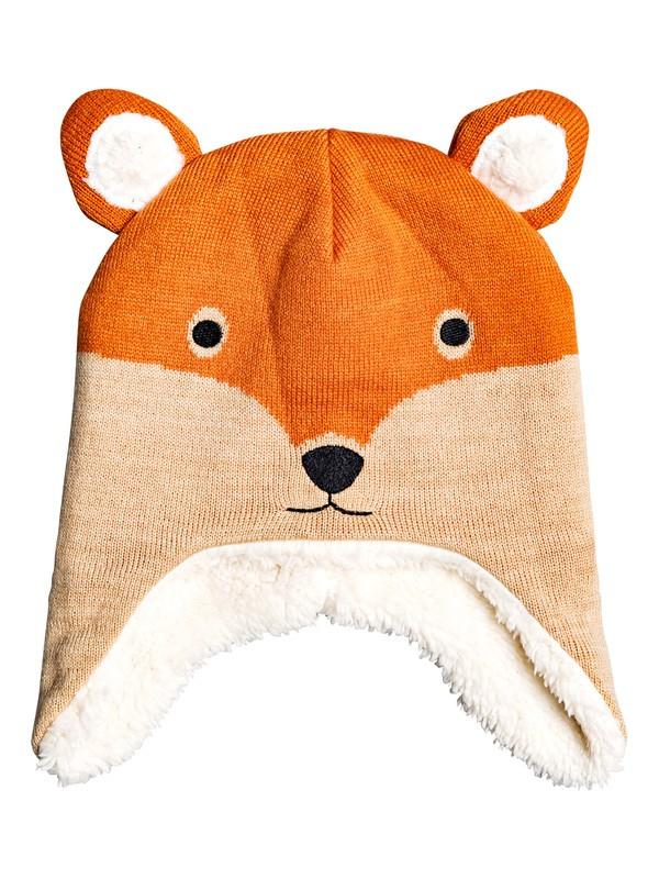 Little Fox - Earflap Animal Beanie for Boys 2-7  EQKHA03025