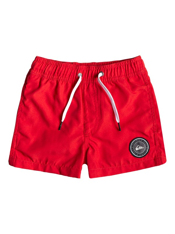 "0 Everyday 11"" - Swim Shorts for Boys 2-7 Red EQKJV03068 Quiksilver"