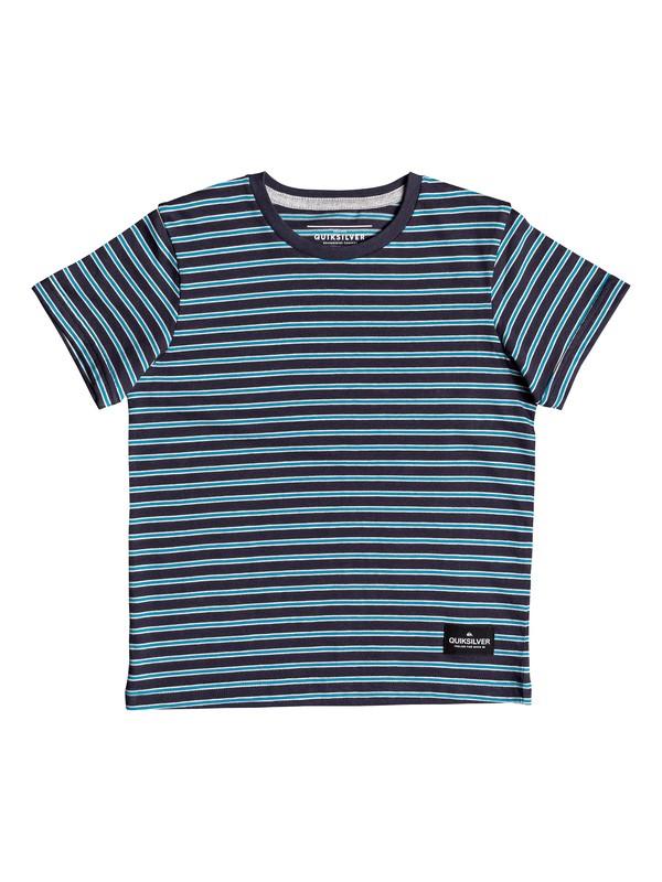 0 Camiseta - Broken Hills Azul EQKKT03165 Quiksilver
