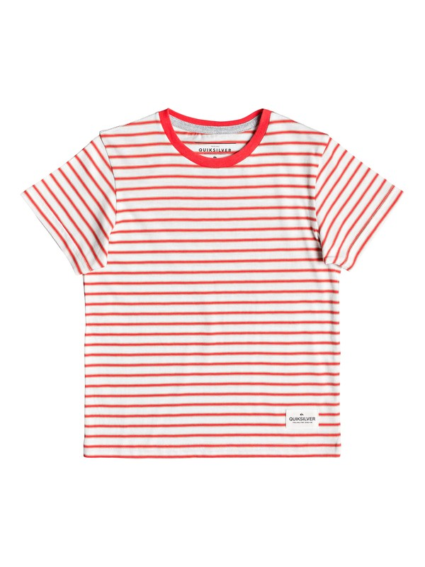 0 Camiseta - Broken Hills Blanco EQKKT03165 Quiksilver