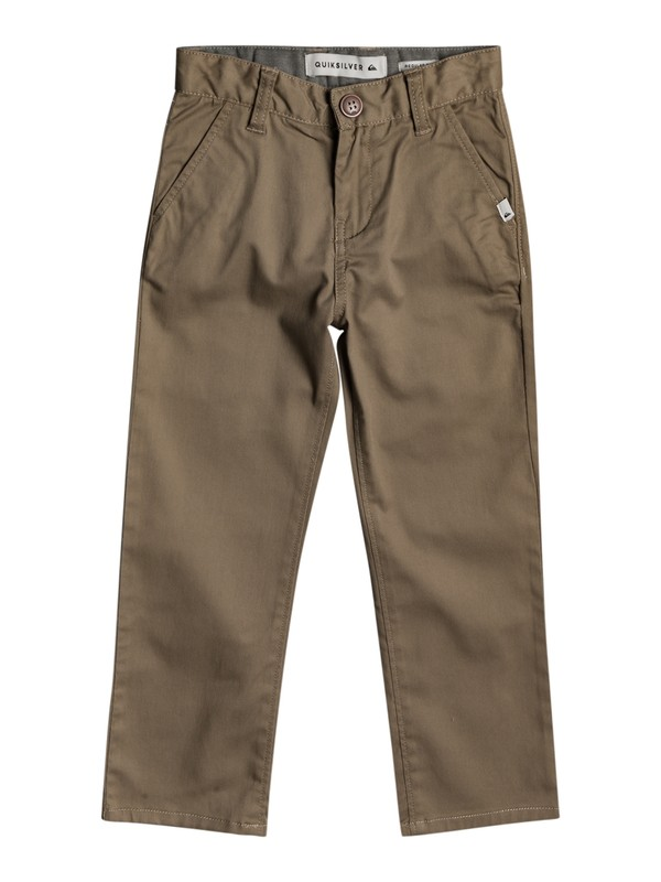 Everyday Union - Chinos for Boys 2-7  EQKNP03057