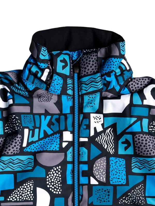 Little Mission - Snow Jacket for Boys 2-7  EQKTJ03010