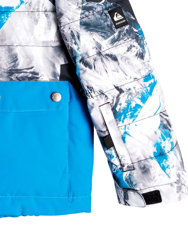 Edgy Kids - Snow Jacket for Boys 2-7  EQKTJ03011