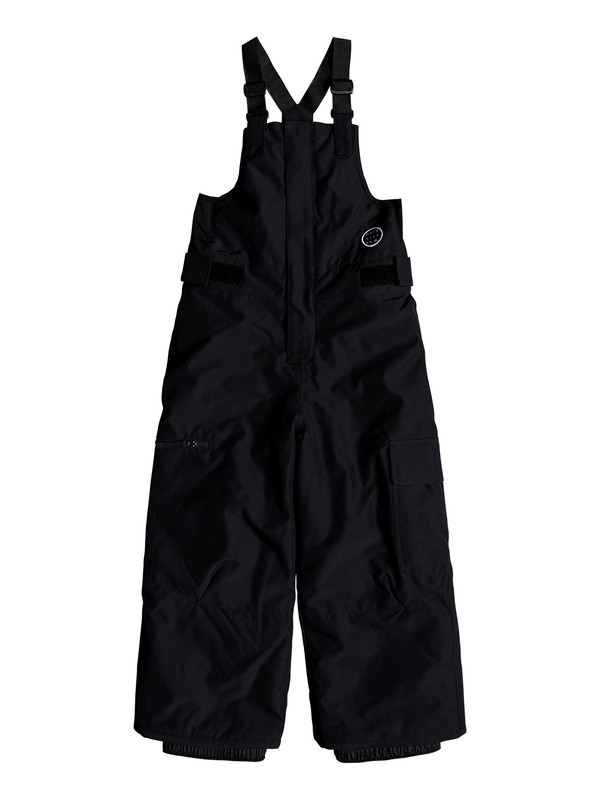 0 Boy's 2-7 Boogie Snow Pants Black EQKTP03003 Quiksilver