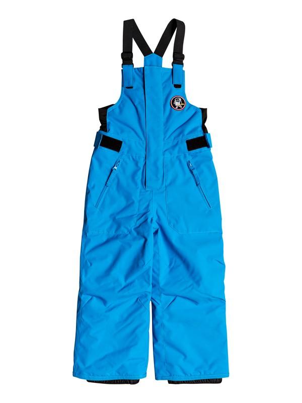 0 Boy's 2-7 Boogie Snow Pants Blue EQKTP03005 Quiksilver