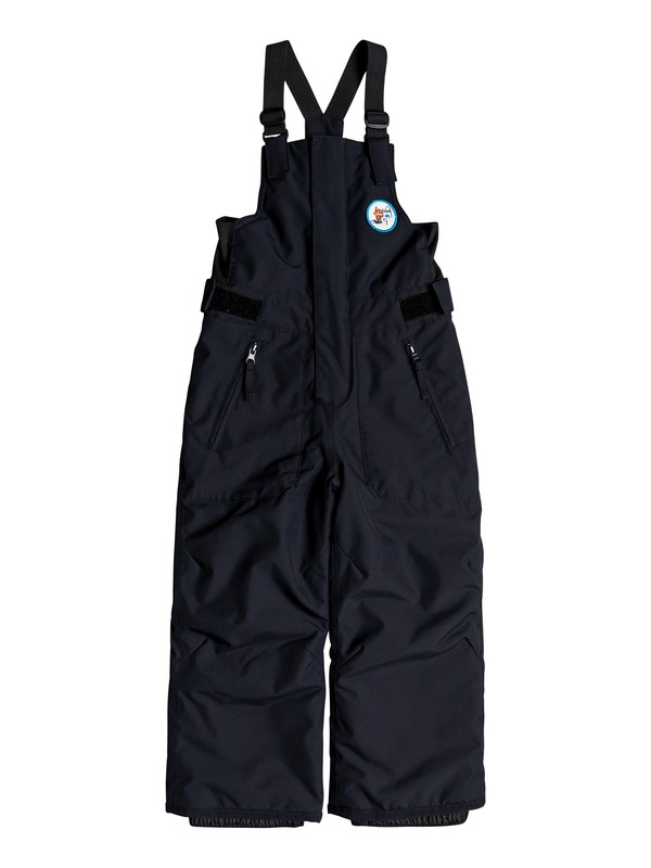 0 Boy's 2-7 Boogie Snow Pants Black EQKTP03005 Quiksilver