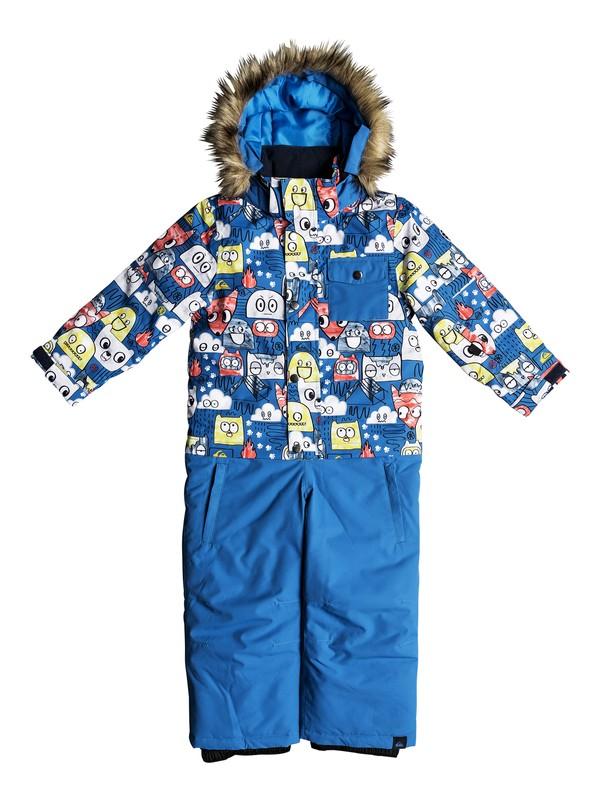 0 Rookie - Snowsuit for Boys 2-7 Blue EQKTS03004 Quiksilver
