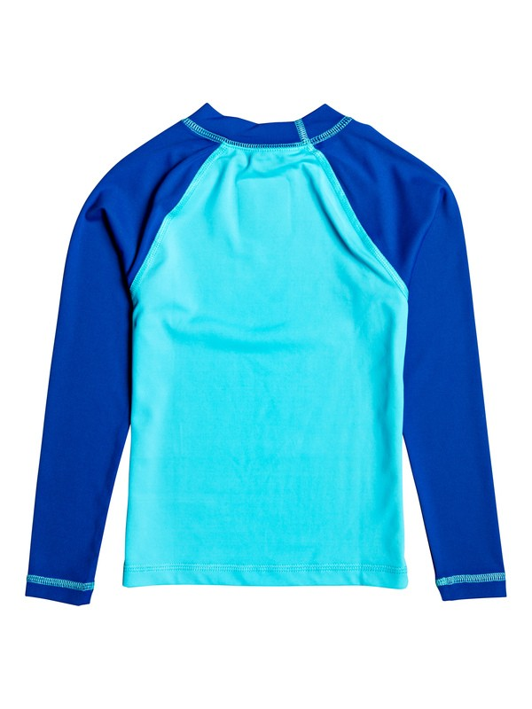 Bubble Dreams - Long Sleeve UPF 50 Rash Vest for Boys 2-7  EQKWR03075