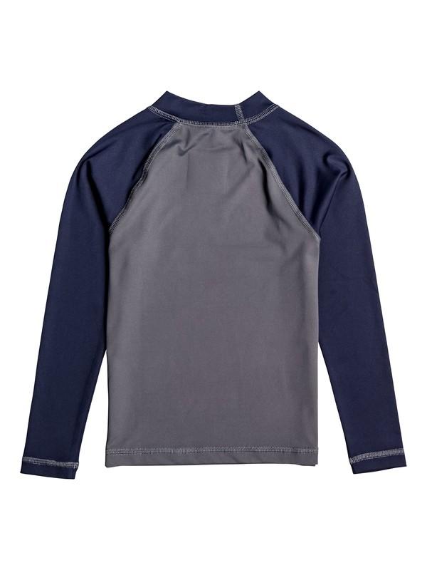 Bubble Dreams - Long Sleeve UPF 50 Rash Vest for Boys 2-7  EQKWR03075