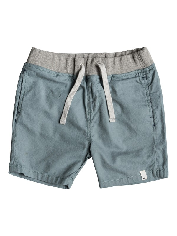 0 Boy's 2-7 Seaside Coda Shorts Blue EQKWS03172 Quiksilver