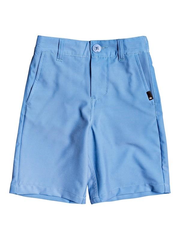 "Union 14"" - Amphibian Board Shorts for Boys 2-7  EQKWS03195"