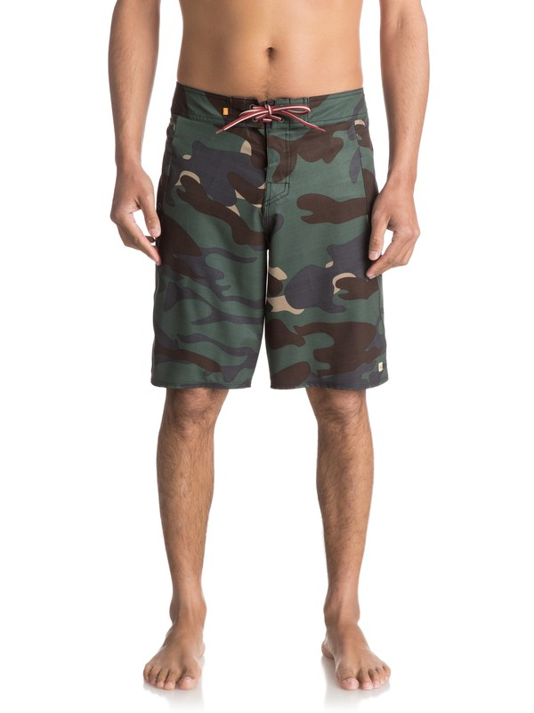 "0 Waterman Paddler 20"" - Board Shorts  EQMBS03006 Quiksilver"