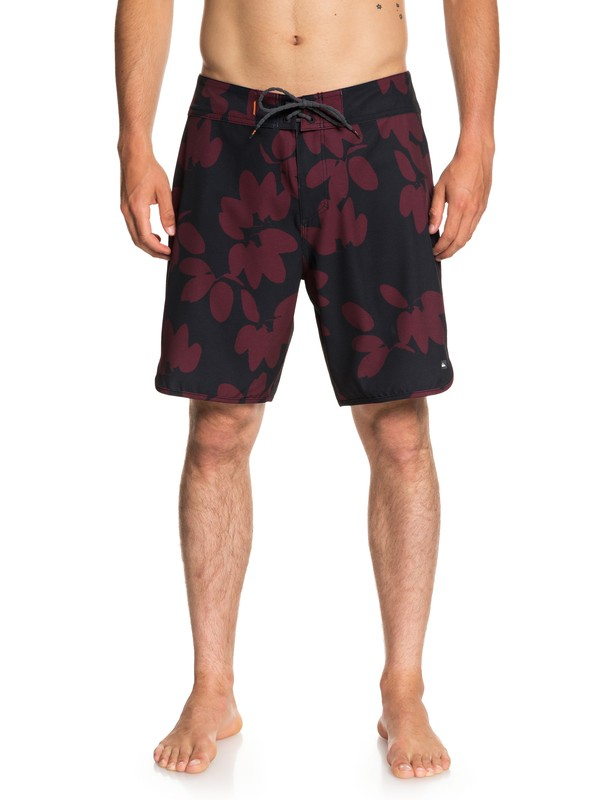 "0 Waterman Odysea 19"" - Board Shorts for Men Black EQMBS03041 Quiksilver"