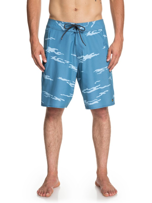 "0 Waterman Paddler 20"" - Boardshorts para Hombre Azul EQMBS03052 Quiksilver"