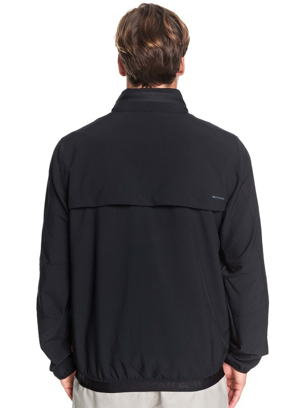 Waterman Paddle - Technical Zip-Up Paddle Jacket for Men  EQMJK03026