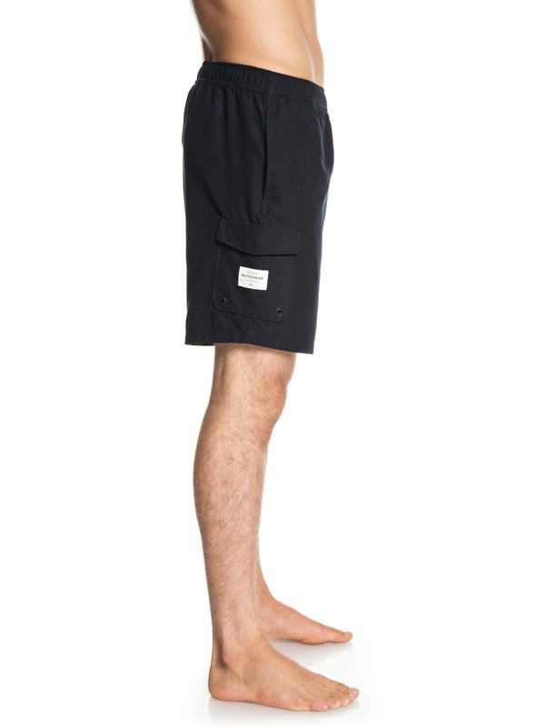 "Waterman Balance 18"" - Swim Shorts for Men  EQMJV03050"