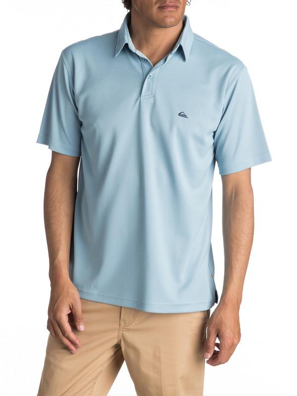 0 Waterman Water Polo Shirt  EQMKT03016 Quiksilver