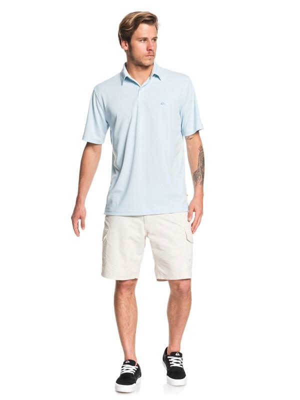 Waterman Water Polo - Short Sleeve Polo Shirt for Men  EQMKT03046