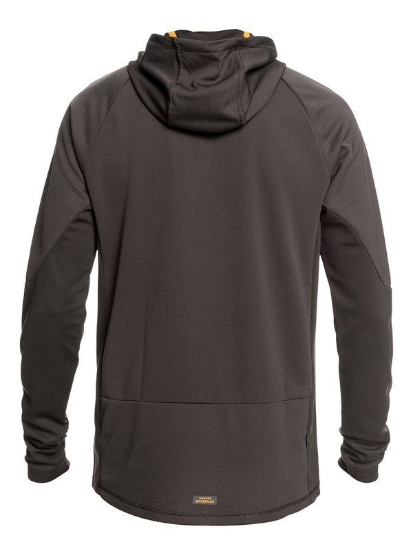 Waterman Hooked - Long Sleeve Hooded UPF 30 Rash Vest for Men  EQMWR03052