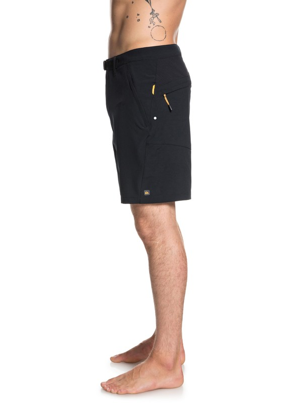 "Waterman Venture 19"" - Amphibian Board Shorts for Men  EQMWS03049"