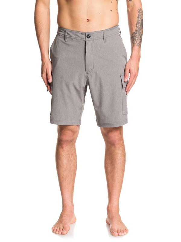 "Waterman Skipper 20"" - Amphibian Board Shorts for Men  EQMWS03099"