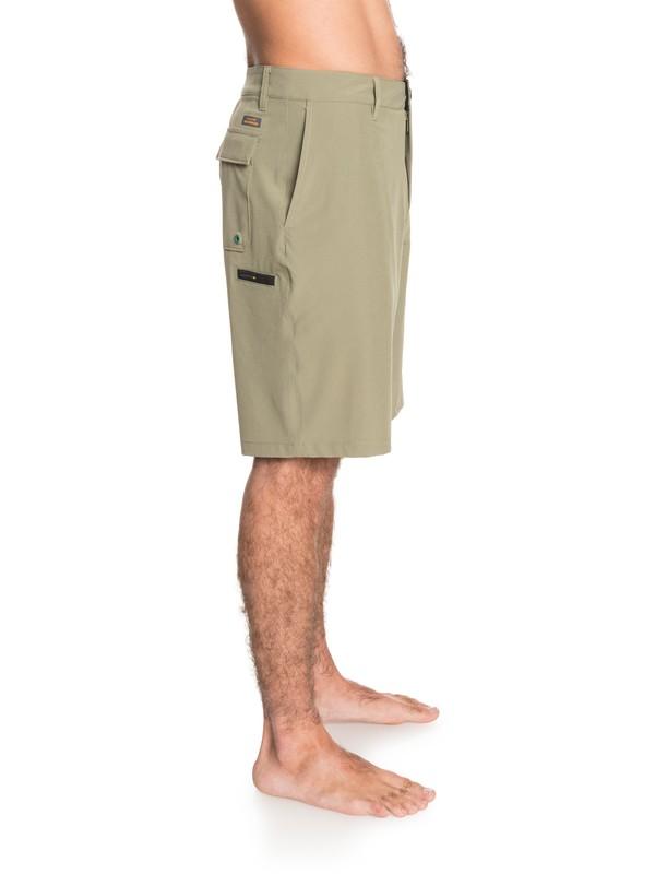 "Waterman Backwater 20"" - Amphibian Board Shorts for Men  EQMWS03122"