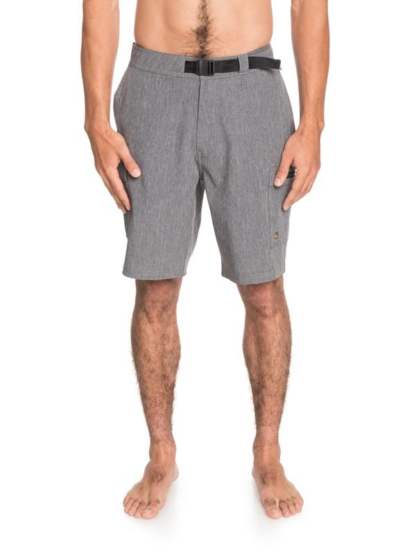 "Waterman Captain 20"" - Amphibian Board Shorts for Men EQMWS03123"