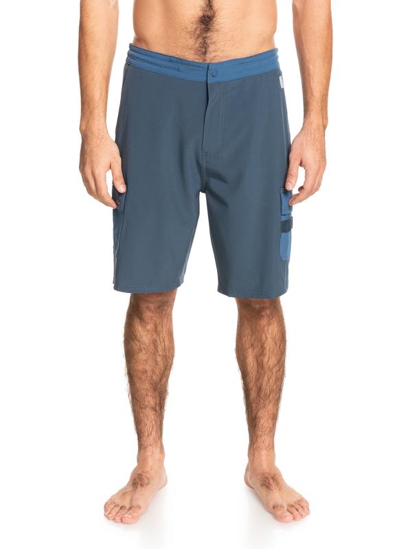 "Waterman Seafaring 20"" - Amphibian Board Shorts for Men  EQMWS03137"