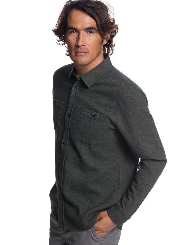Waterman Irish Rocks Flannel - Long Sleeve Shirt for Men  EQMWT03177