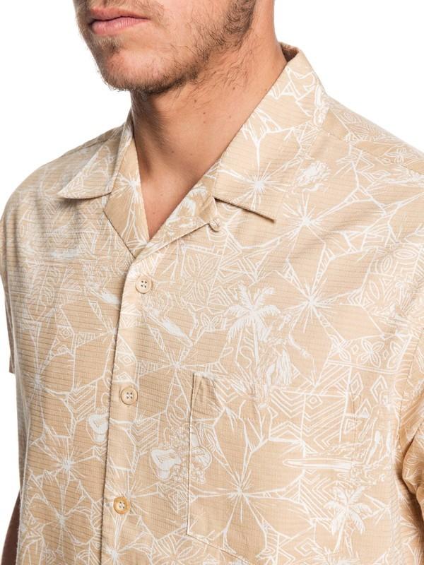 Waterman Big Swells - Short Sleeve Shirt for Men  EQMWT03261