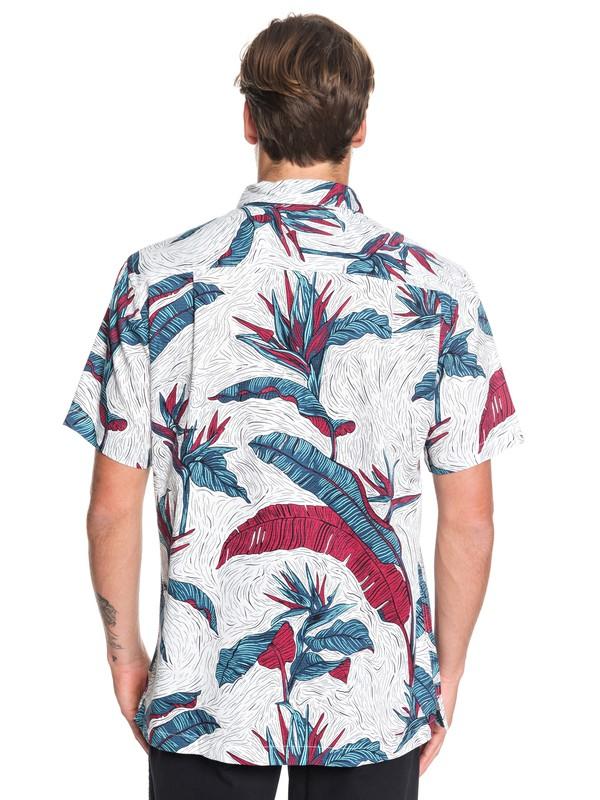Waterman Under Warm Rain - Short Sleeve Shirt for Men  EQMWT03262
