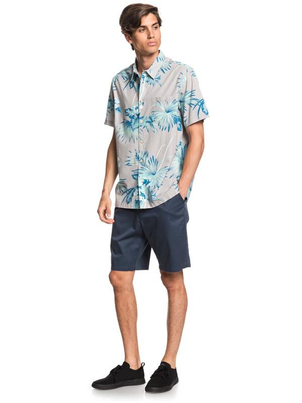 Waterman Robins Estate - Short Sleeve Shirt for Men EQMWT03317