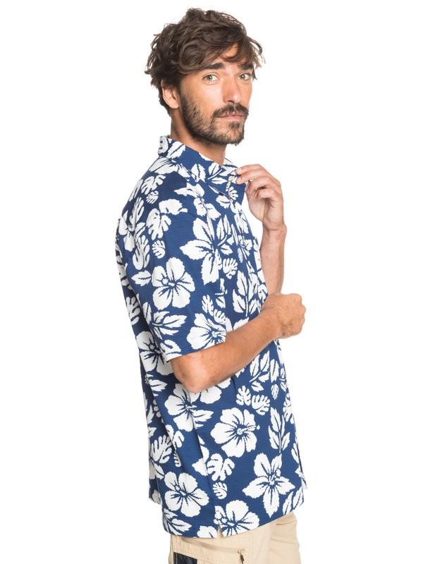 Highlighter Hawaiian - Short Sleeve Shirt for Men  EQMWT03334