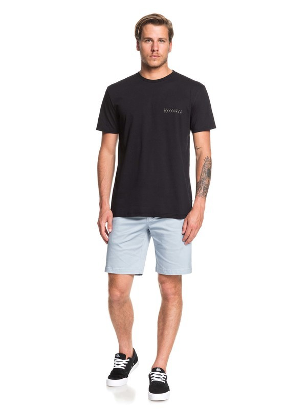 Waterman Blue Prints - T-Shirt for Men  EQMZT03165