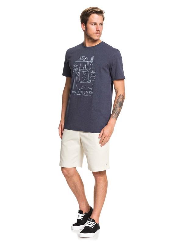Waterman Vibes Alive - T-Shirt for Men  EQMZT03169