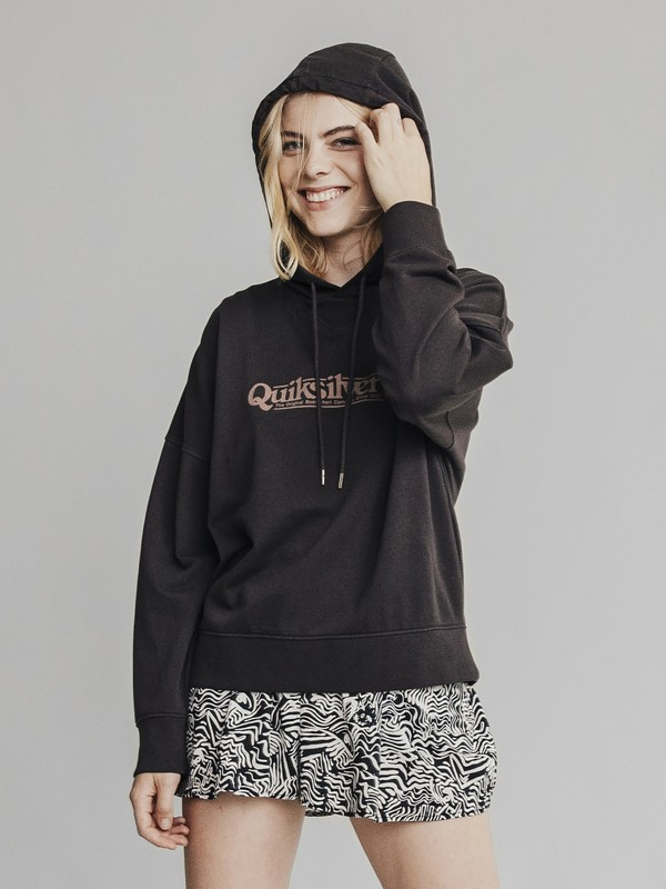 Quiksilver Womens - Boxy Hoodie  EQWFT03002