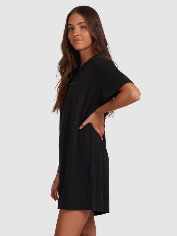 Standard - Organic Short Sleeve T-Shirt Dress for Women  EQWKD03005